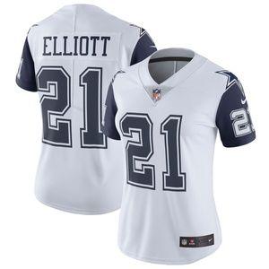 Women's Dallas Cowboys Ezekiel Elliott Jersey